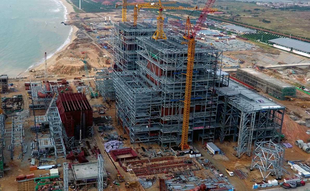 Guangdong Lufeng Jiahuwan Power Plant
